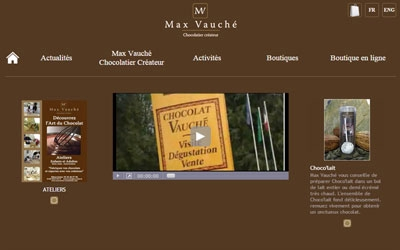 Chocolaterie Vaucher
